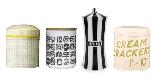 Nice storage jars