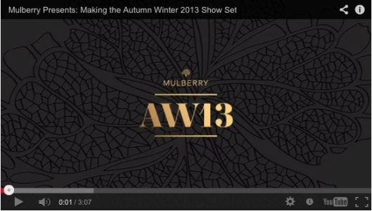 mulberry making of