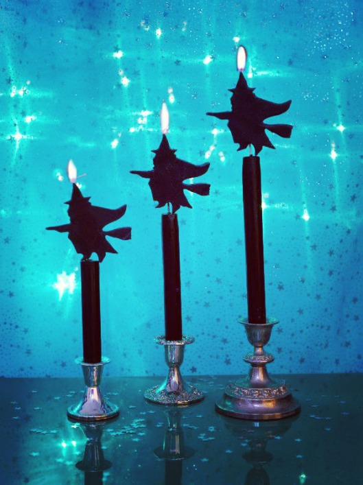 witch candles