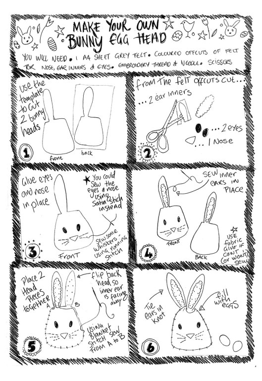 bunny instructions