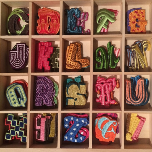 jennie maizels alphabet