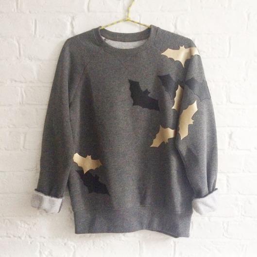 bat sweatshirt